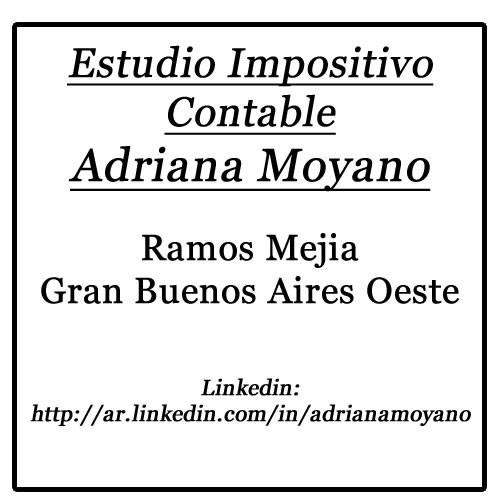 Contador Asesoram. Impositivo - Ramos Mejia - 20 Años Exper.