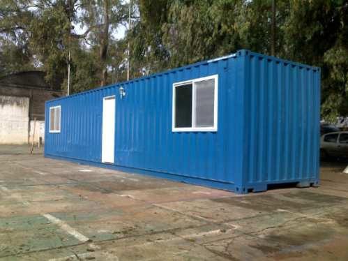 Casa container bajo presupuesto taringa Casas con contenedores precios