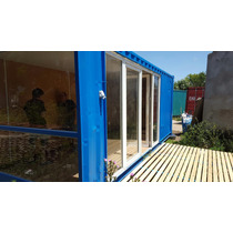 Módulos Habitables Contenedores/containers Marítimos 20 Pies