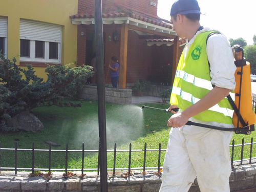 Control De Plagas Limpieza De Tanque 4771-5991