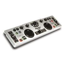Controlador Numark Dj2go Usb Mixer Portable Virtual Dj Gtia
