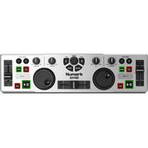 Controlador Dj Numark Dj2go Midi Usb Virtual Dj Le Mixer