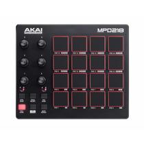 Akai Mpd-218 Controlador Usb Midi Para Música En Pc