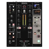 Mixer Denon Dn-x600 Dj Placa Audio Fx Y Midi Controlador Eq