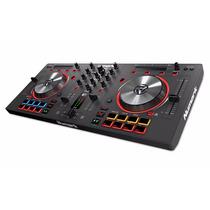 Controlador Numark Mixtrack Pro 3 - Serato Dj - Fervanero