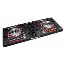 Controlador Numark Mixtrackpro 3 Con Placa Sonido Y Serato