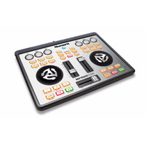 Controlador Portatil Mini Numark Mixtrackpro Edge Con Placa