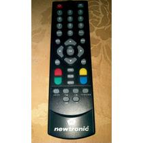 Vendo:control Remoto Para Decodificador Newtronic Nuevo