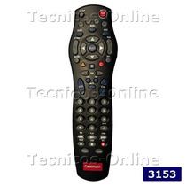 3153 Control Remoto Diversas Funciones Motorola Cablevision