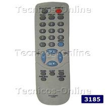 3185 Control Remoto Tv Jxmrr Jx Mrs Sanyo Philco Noblex Lg