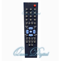 Control Remoto Tv Para Tonomac, Panoramic, Timex, Ken Brown