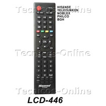 3830 Control Remoto Tv Lcd Er-22640n Telefunken Philco Nobl