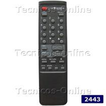 2443 Control Remoto Tv Cle891 Hitachi Grundig