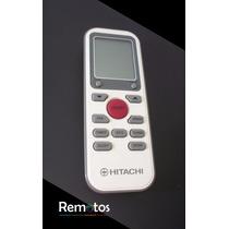 Control Remoto Aire Acondicionado Hitachi Hs 3000 Original !
