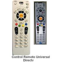 Control Remoto Directv Universal Nuevo Pilas E Instructivo