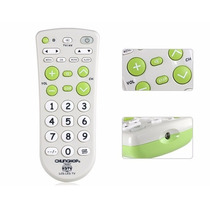 Control Remoto Universal Tv Philips Lg Samsung Sony Sanyo