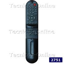 2751 Control Remoto Tv Admiral Basic Line Dewo Emerson Phil