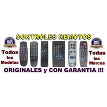 Control Remoto Universal Sony- Rca- Varios Modelos- Rosario