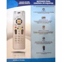 Control Remoto Universal Directv Modelo Rc65s Original