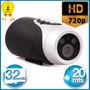 Cámara Sumergible Hd 720p Deporte Extremo Accesorios 12 Mpx