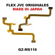 Flex Camara Jvc Everio Originales Gz-ms110 Made In Japan!!