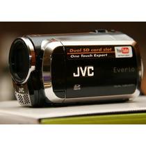 Filmadora Digital Jvc Everio Gz-ms120bu 40x Dual Memory