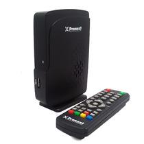 Sintonizador Decodificador Tv Canal Aire Hd Digital Tda