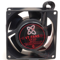 Turbina Cooler Fan Extractor 220v Ruleman 3 Pulgadas 80mm