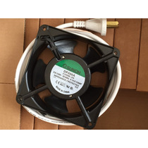 Turbina Cooler Ventilador 4 220v Sunon Ruleman Cableado!!!