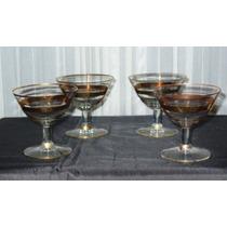 Antiguas Copas De Champagne
