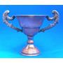 Antigua Copa Trofeo Plateada Carnaval Ensenada-en La Plata