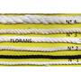 Cordón Trenzado De Algodón N* 4, Pack De 40 Metros