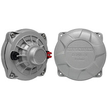 Driver Jbl Selenium D250x 8 Ohms + Corneta Negra + Capacitor