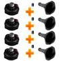 Combo Driver Dynamont Con Corneta Selenium X 4 Capacitor