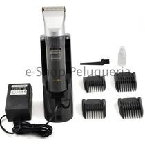 Cortadora Recargable Teknikpro Hair Clipper Cuchilla Ceramic