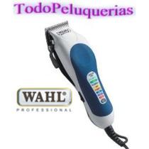 Cortadora De Pelo Profesional Wahl (usa) Colour Pro + Acceso