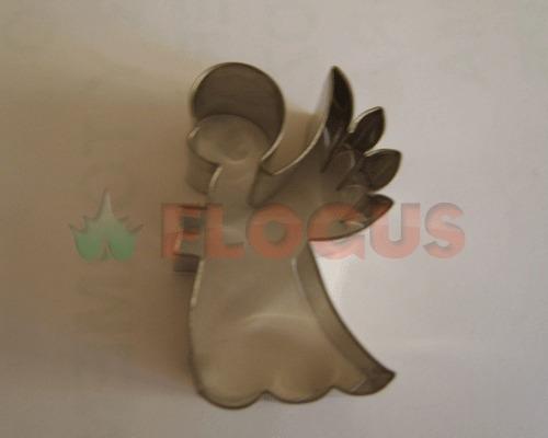 Cortante Molde Angel Angelito Flogus Porcelana Galletita - $ 36,00 ...