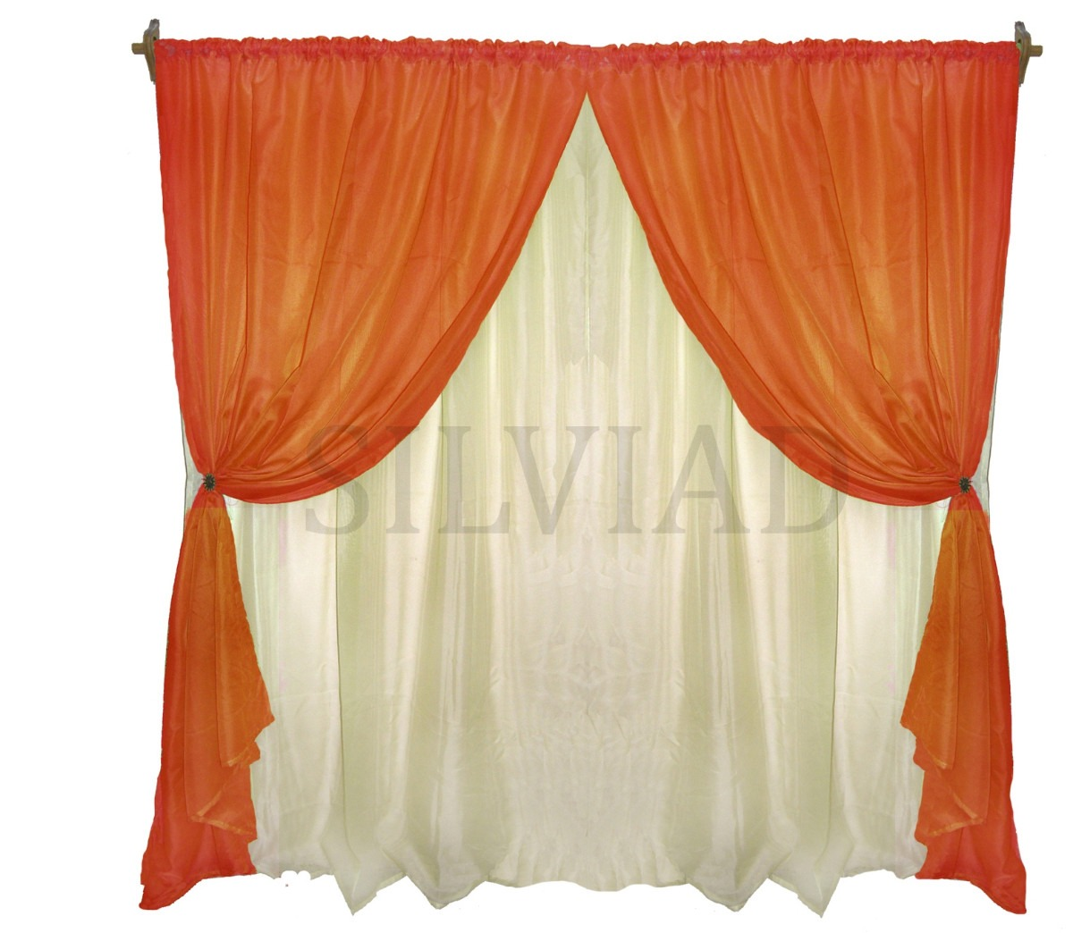 Cortinas de tela cortinas a medida tattoo design bild for Como hacer cortinas de cocina