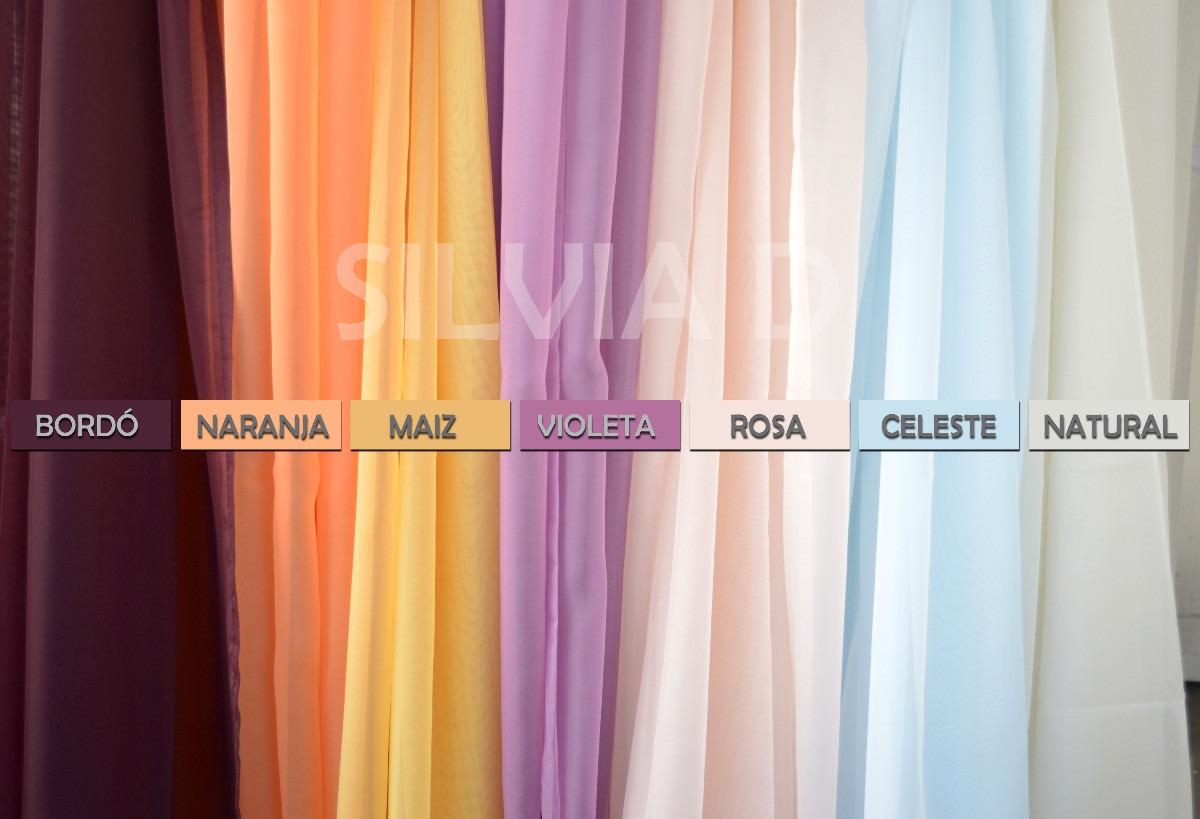Cortinas de tela black out 993952634 para sala on - Telas para cortinas ...