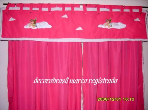 Modelos de cortinas para ninas imagui - Cortinas habitacion bebe nina ...