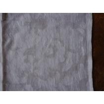 Visillos Cortinas Gasa Hindu Importada Son 2 Visillos Blanco