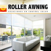 Cortinas Roller Black Out Bloqueo 98 % $160 M2