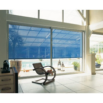 Cortinas Roller Sun Screen Colores