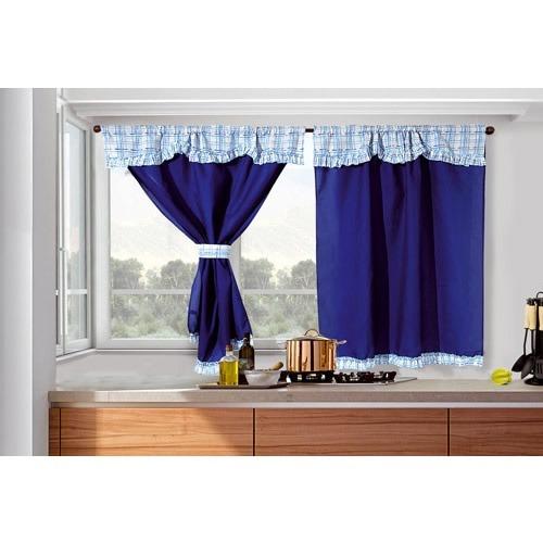 Decoracion cortinas de cocina cortinas cocina amazon - Cortinas screen cocina ...