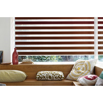 Cortina Roler Enrollable Duo Hunter Douglas Sunset