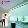 Cortinas Roller Sistema Doble Black Out - Screen 7%