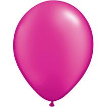 Promo 250 Globos Perlados12 Pulgadas Decoraciones Cumpleaños