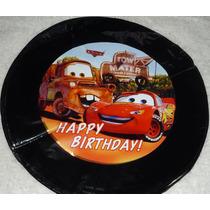 Cars Hombre Araña Mickey Toy Story Globos Metalizados