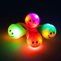 15 Anillos Smile Luminosos A Led