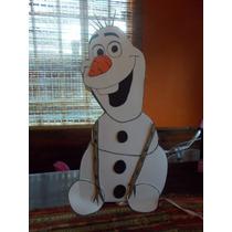Piñatas Frozen Olaf, Cars, Henry, Buho,